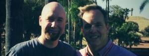 Andrew Mason and Steve Gladen